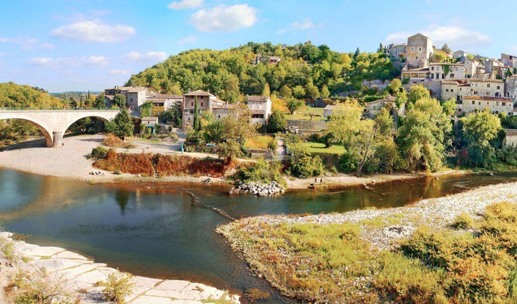 Village d'Ardèche