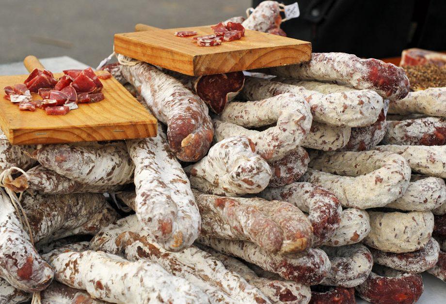 Saucissons des producteurs du marché de Saint-félicien