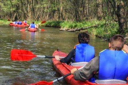 Ballade en canoé Ardèche